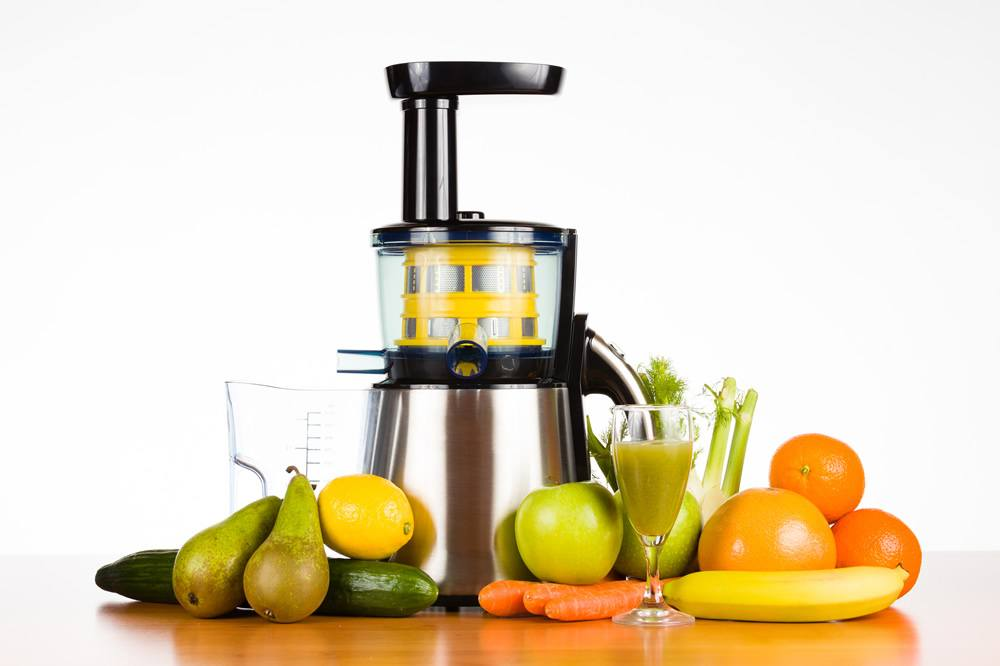 Vertical Masticating Juicers