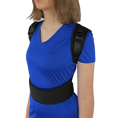 ComfyMed-Posture-Corrector-Clavicle-Support-Brace-CM-PB16