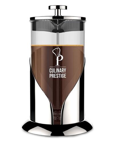 Culinary-Prestige-French-Press-Coffee-&-Tea-Maker