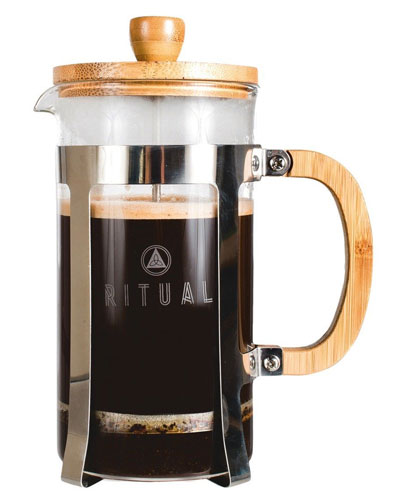 French-Press-by-Ritual,-New-and-Improved-Stainless-Steel-and-Bamboo-Design