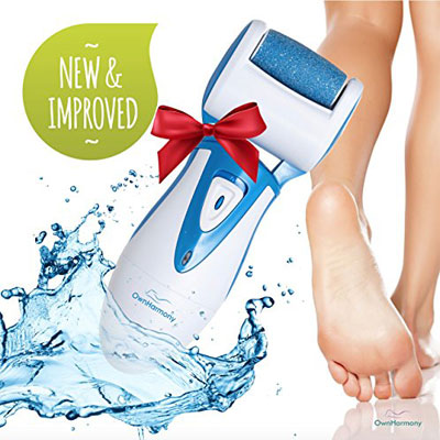 Own-Harmony-Electric-Callus-Remover-&-Rechargeable-Pedicure-Tools-CR900