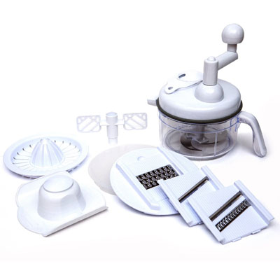 Ultra-Chef-Express-Manual-Food-Processor