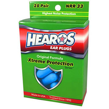 HEAROS-Xtreme-Protection-Series-Ear-Plugs,-28-Pair