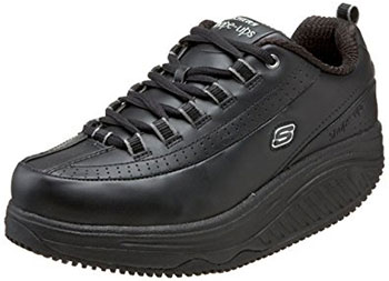 10-Skechers-for-Work-Womens-Shape-Ups-Slip-Resistant-Sneaker