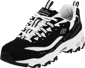 14-Skechers-Sport-Womens-DLites-Memory-Foam-Lace-up-Sneaker