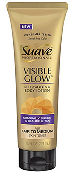3-Suave-Professionals-Visible-Glow-Self-Tanning-Body-Lotion