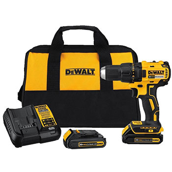 10-DEWALT-DCD777C2-20V-Max-Lithium-Ion-Brushless-Compact-Drill-Driver