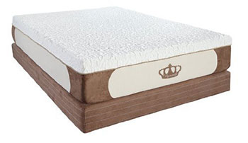 16-DynastyMattress-New-Cool-Breeze-12-Inch-Gel-Memory-Foam-Mattress
