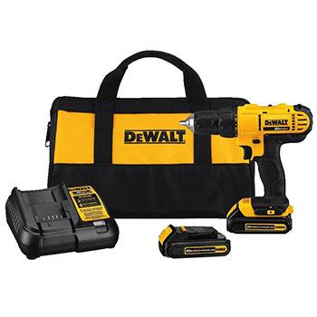 2-Dewalt-DCD771C2-20V-MAX-Cordless-Compact-Drill