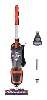 6-Dirt-Devil-Razor-Pet-Steerable-Bagless-Upright-Vacuum