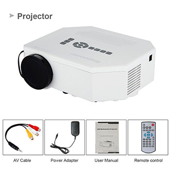 6-Taotaole-Multi-media-Micro-Projector