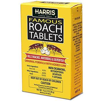 8-Harris-Famous-Roach-&-Silverfish-Killer-Tablets