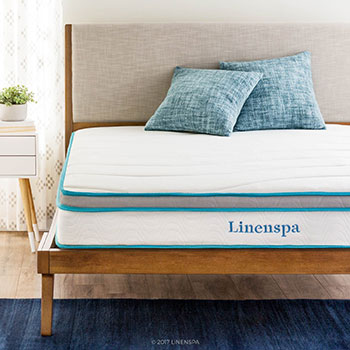 9-LinenSpa-8-inches-Memory-Foam-and-Innerspring-Hybrid-Mattress
