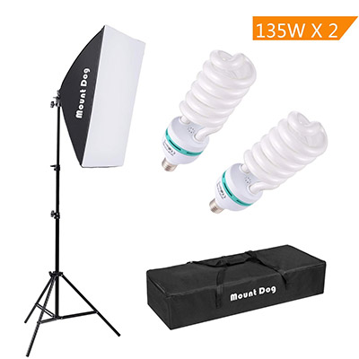 5-MOUNTDOG-1350W-Photography-Continuous-Softbox-Lighting-Kit