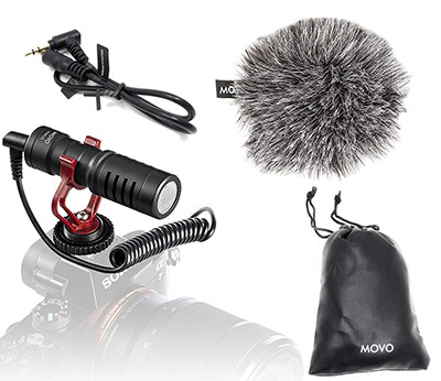7-Movo-VXR10-Universal-Video-Microphone-with-Shock-Mount
