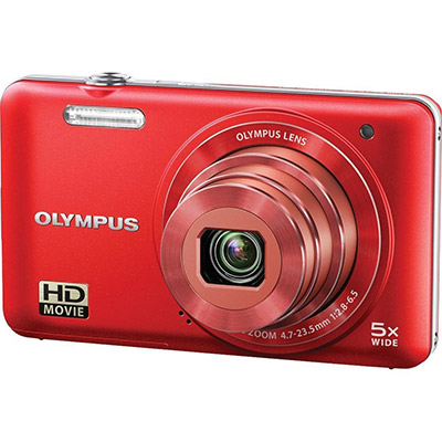 7-Olympus-VG-160-14MP-Digital-Camera-with-5x-Optical-Zoom-(Red)