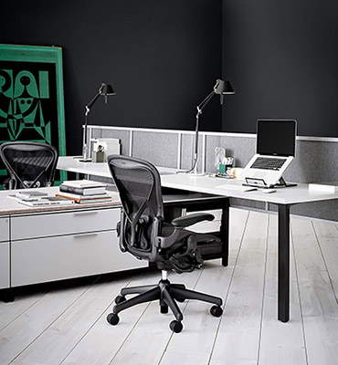 Herman-Miller-Aeron-Chair-at-the-office