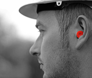 wearing-ear-plugs